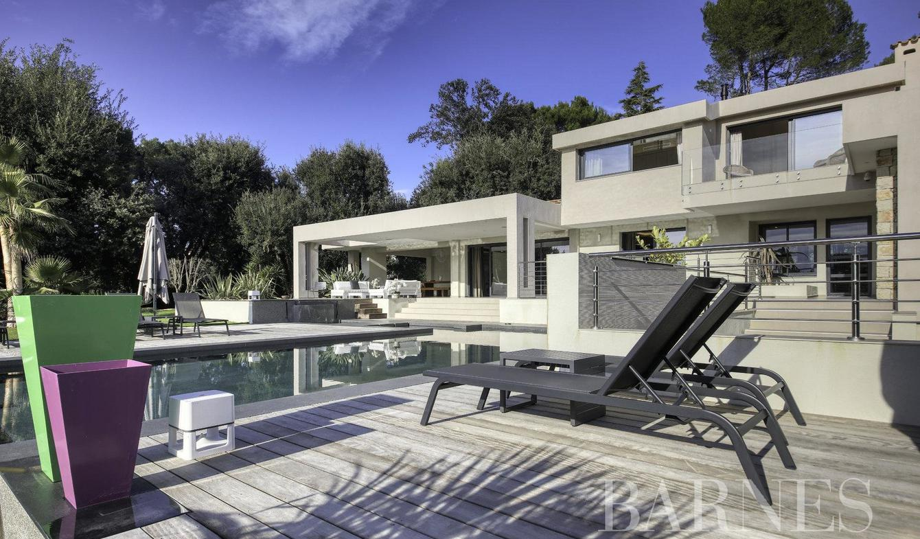 Villa avec piscine Valbonne