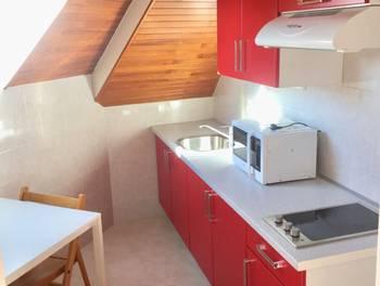 Appartement meublé 2 pièces 31,68 m2