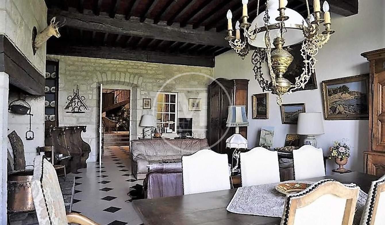 Maison avec piscine et terrasse Castelnau-Montratier