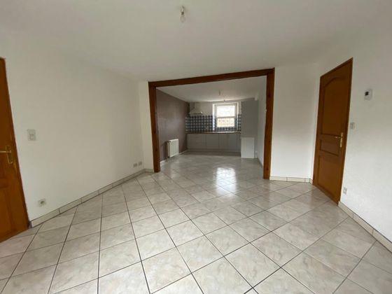 Vente appartement 3 pièces 77,48 m2