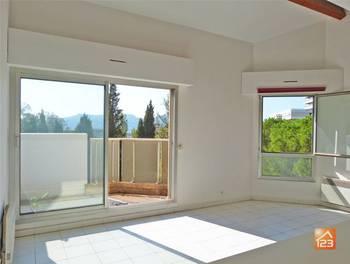 Duplex 2 pièces 61 m2