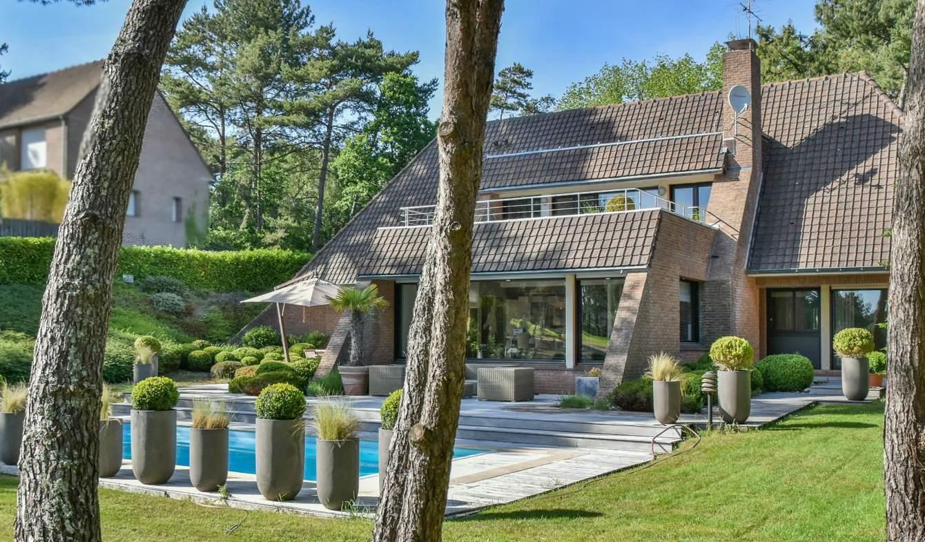 Maison avec piscine et terrasse Neufchâtel-Hardelot