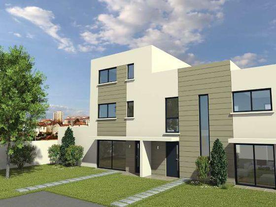 vente Maison 5 pièces 130 m2 Lyon 8ème