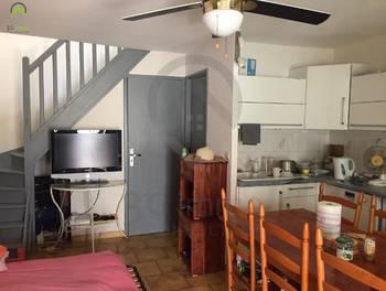 Maison 2 pièces 38 m2
