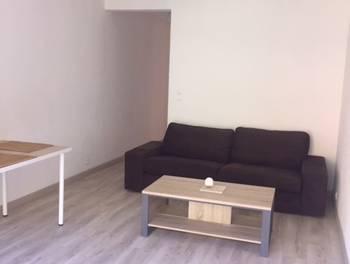 Appartement meublé 2 pièces 38,9 m2