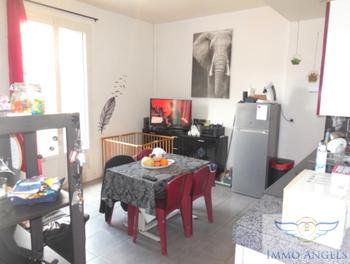 Appartement 3 pièces 46,35 m2