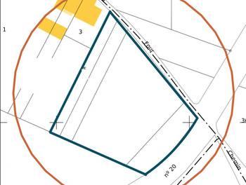 Terrain 2980 m2