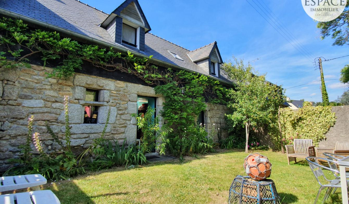 Maison avec terrasse Trégunc