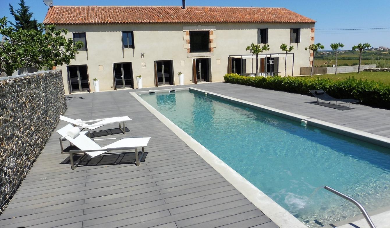 Propriété avec piscine et jardin Puimisson
