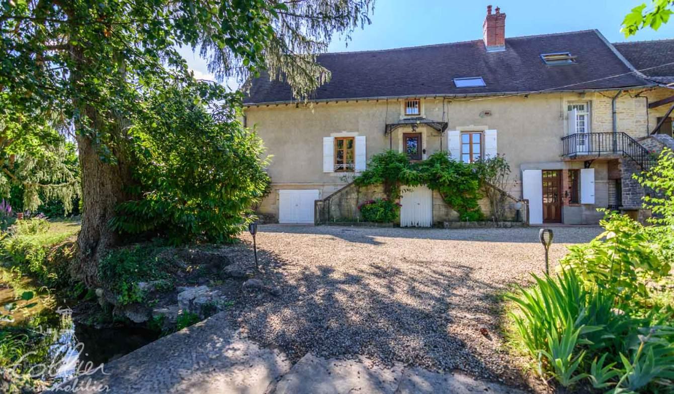Maison avec terrasse Boyer