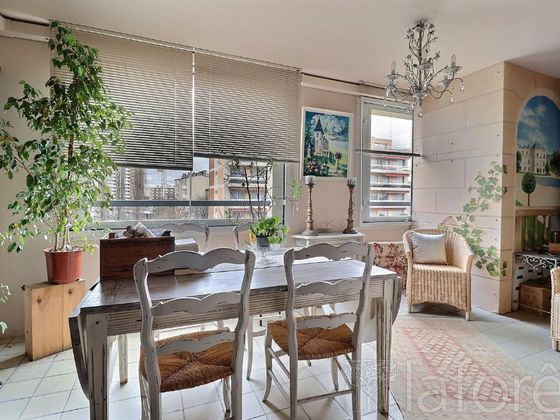 Vente appartement 4 pièces 110 m2