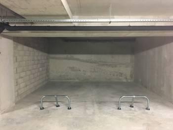 Parking 13,46 m2