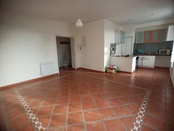 Appartement meublé 3 pièces 57,08 m2
