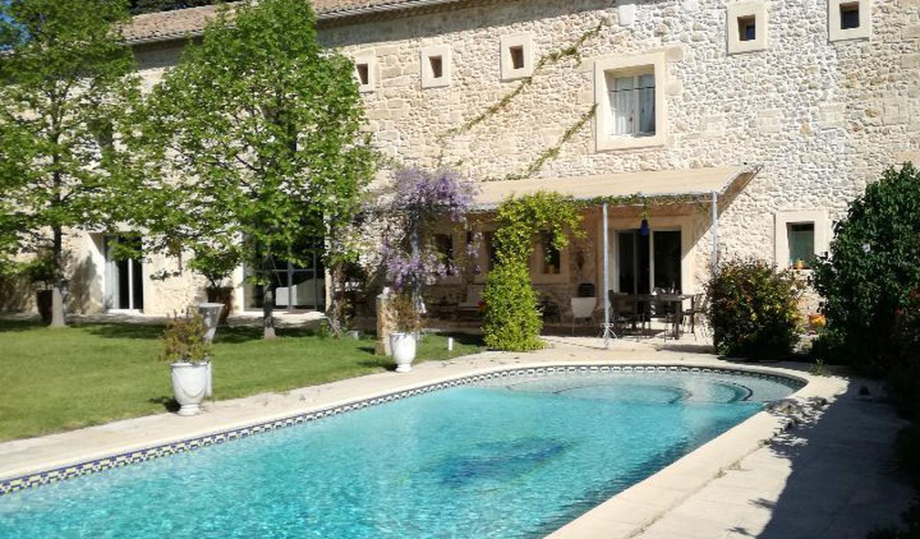 Propriété avec piscine Castries