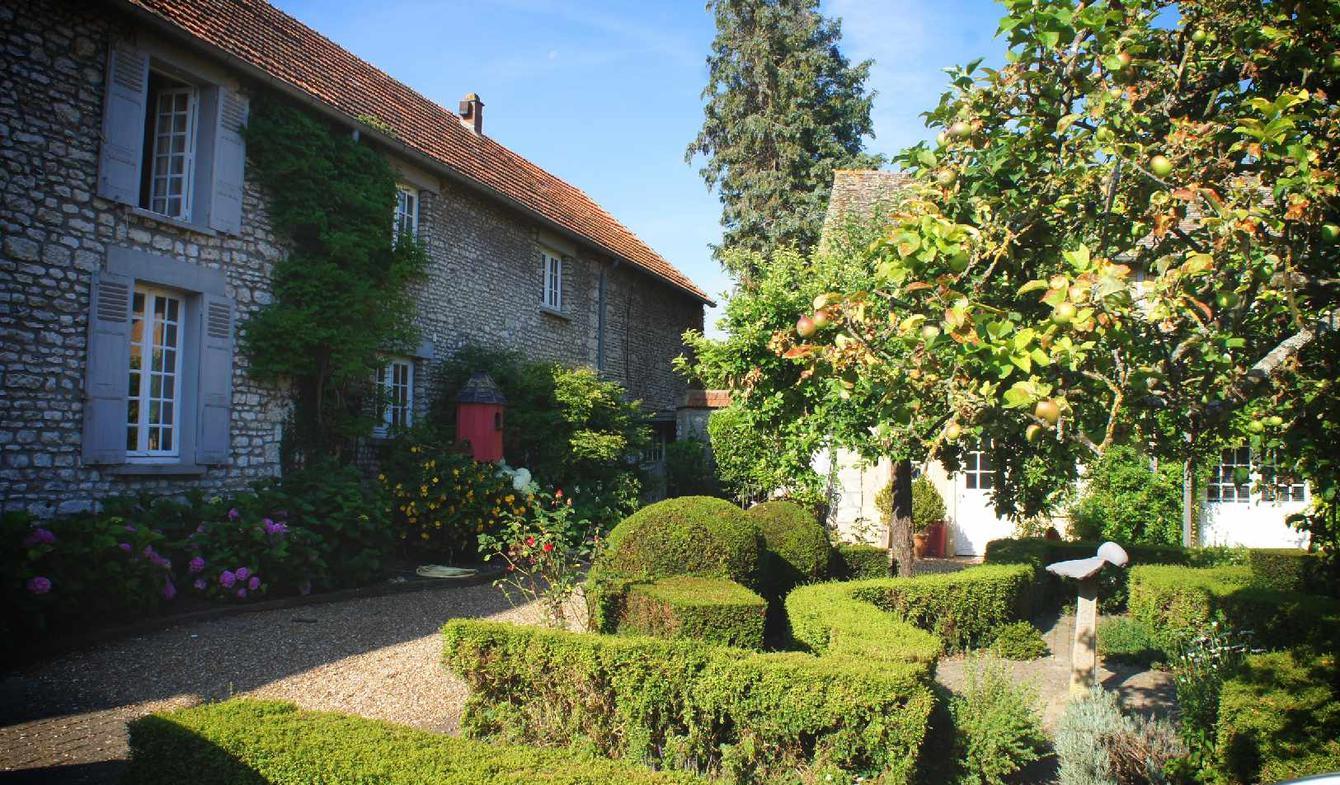 Propriété avec piscine et jardin Giverny