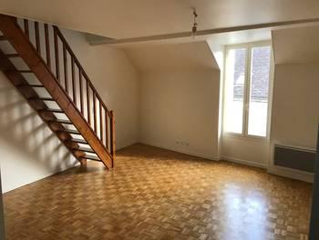 Appartement 3 pièces 57,73 m2