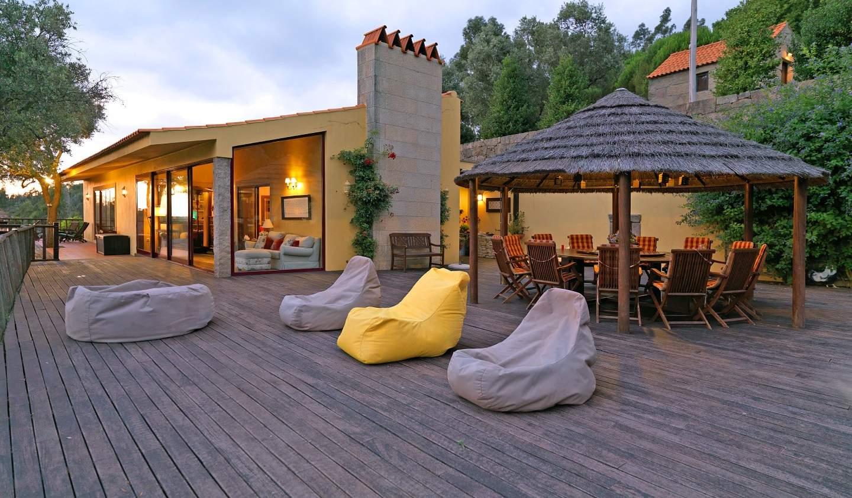 Villa with pool and garden Porto