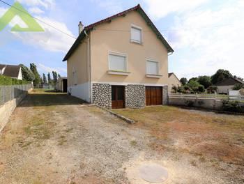Maison 3 pièces 73,4 m2