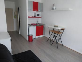 Studio meublé 19,35 m2