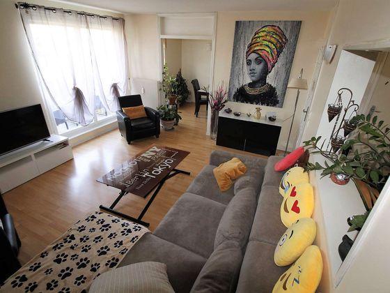 Vente appartement 3 pièces 63,85 m2