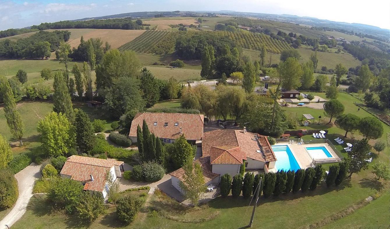 Propriété avec piscine et jardin Villeneuve-sur-Lot