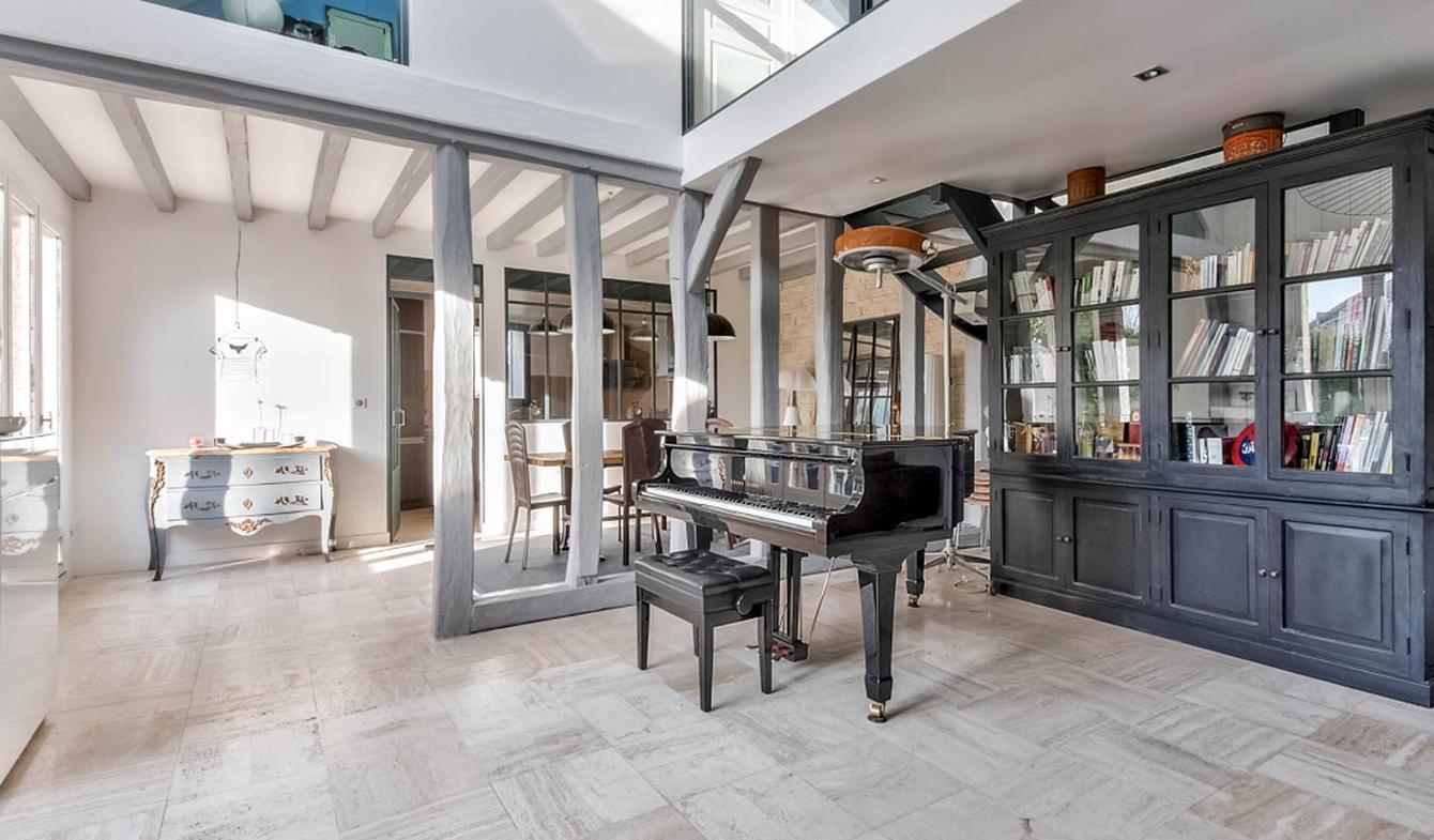 Maison avec terrasse Plaisir