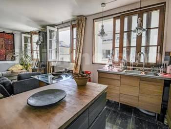 Appartement 3 pièces 74,39 m2
