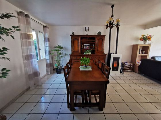 Vente maison 6 pièces 125,9 m2