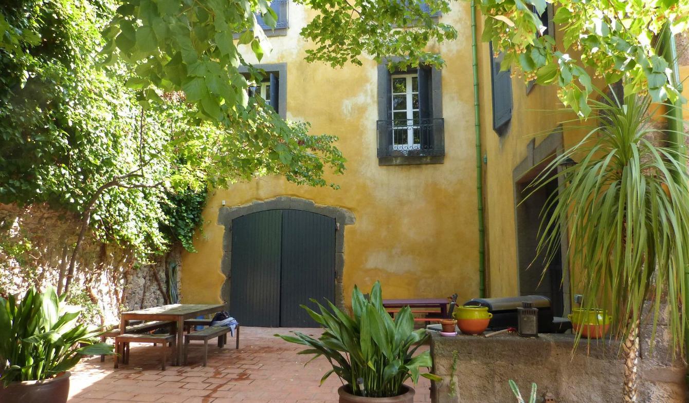 Propriété avec piscine et jardin Marseillan