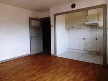 Appartement 2 pièces 36,47 m2