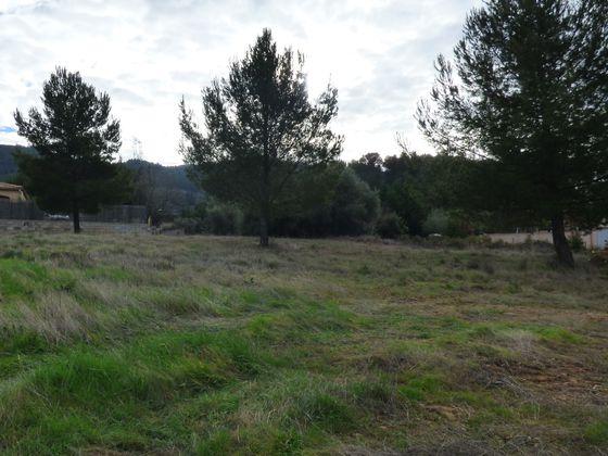 Vente terrain 1728 m2
