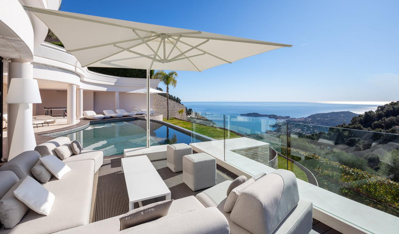 Maison avec piscine Villefranche-sur-Mer