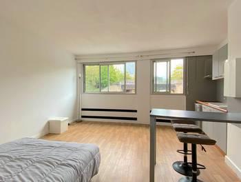 Studio meublé 27,06 m2