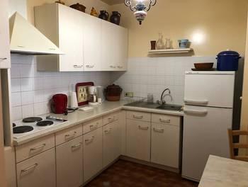 Appartement 2 pièces 55,79 m2