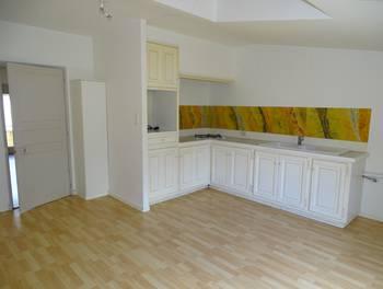 Appartement 2 pièces 53,65 m2