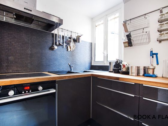 Location appartement meublé 5 pièces 106 m2