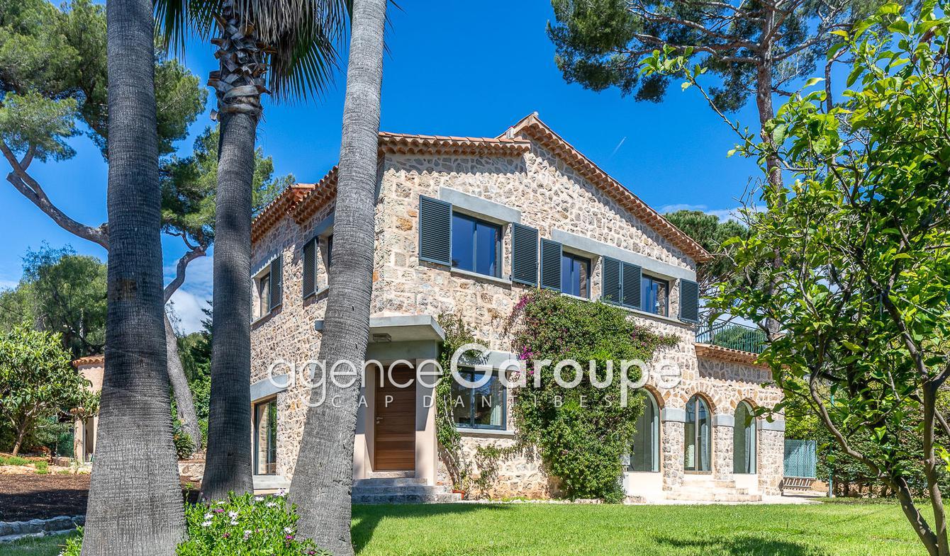 Maison avec piscine et terrasse Cap d'Antibes
