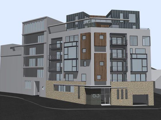 Vente appartement 4 pièces 114,96 m2