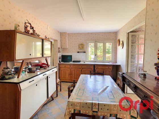 Vente maison 6 pièces 112,6 m2