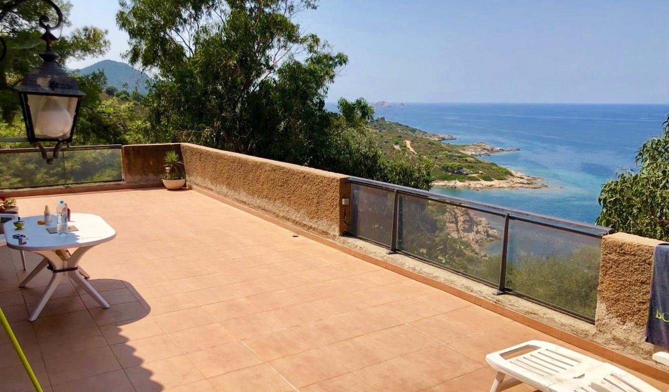 Villa avec terrasse Occhiatana