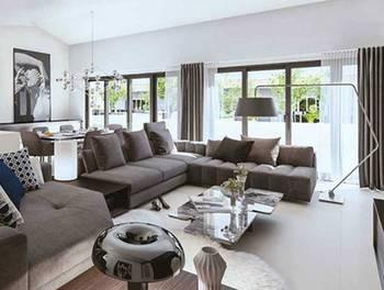 Appartement 4 pièces 88,11 m2