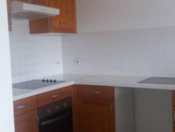 Appartement 3 pièces 65,86 m2