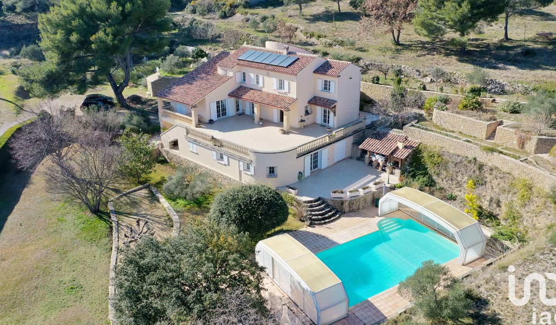 Maison avec piscine et terrasse Pélissanne