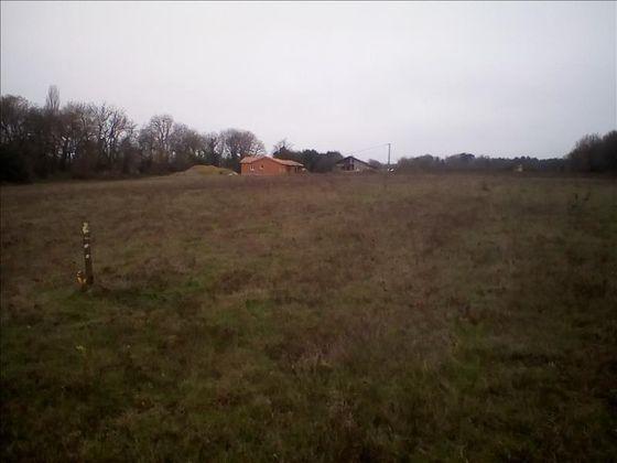 Vente terrain 2535 m2