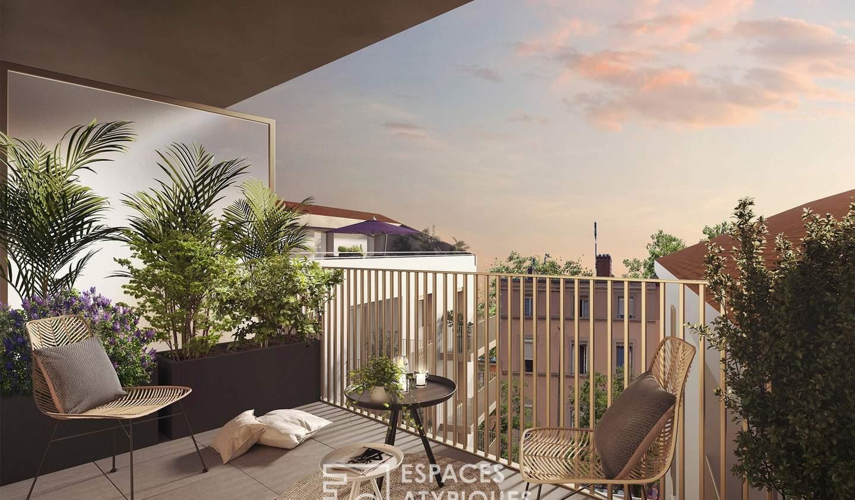 Appartement avec terrasse Lyon 9ème
