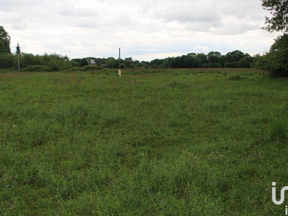 Vente terrain 1627 m2