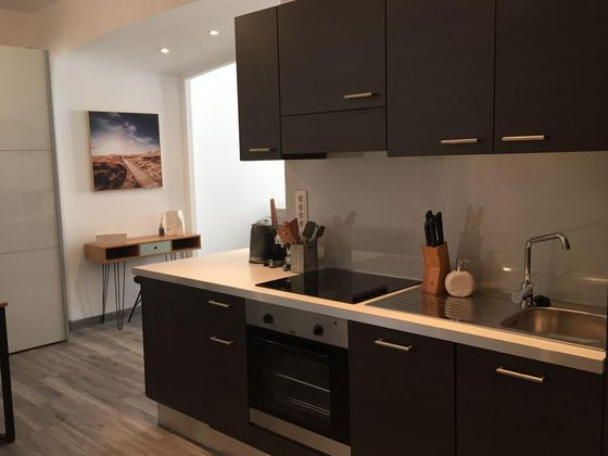 Location appartement meublé 2 pièces 48 m2