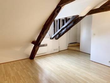 Studio meublé 17,05 m2