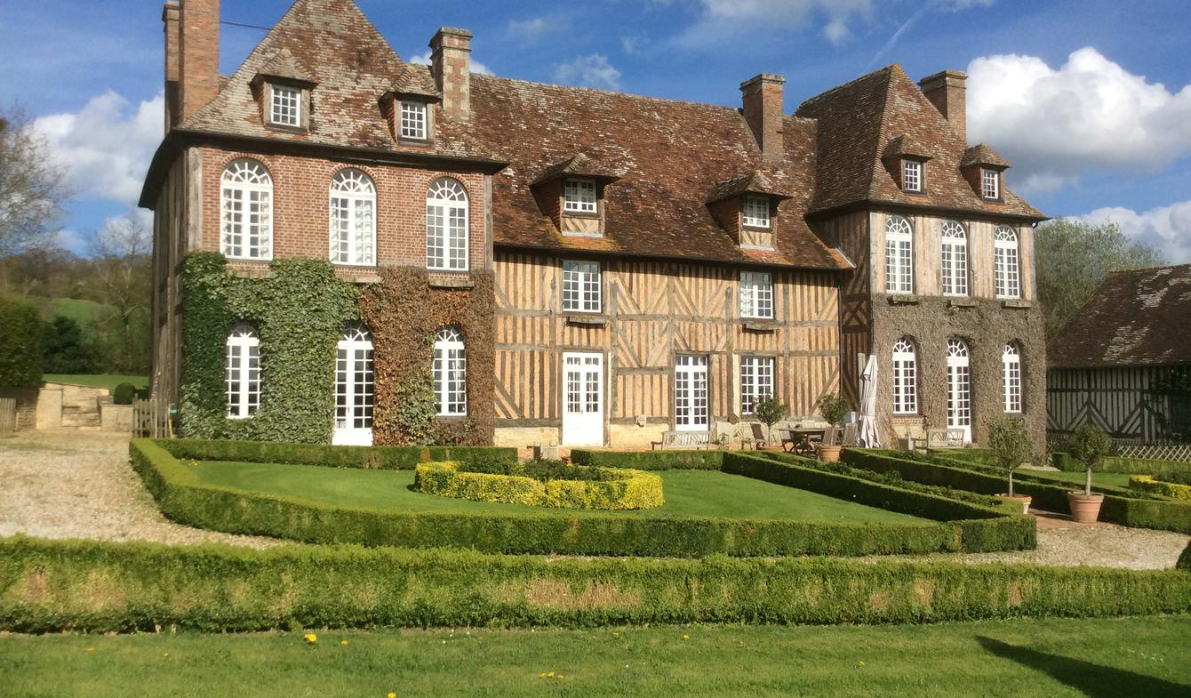 Manoir Saint-Pierre-sur-Dives