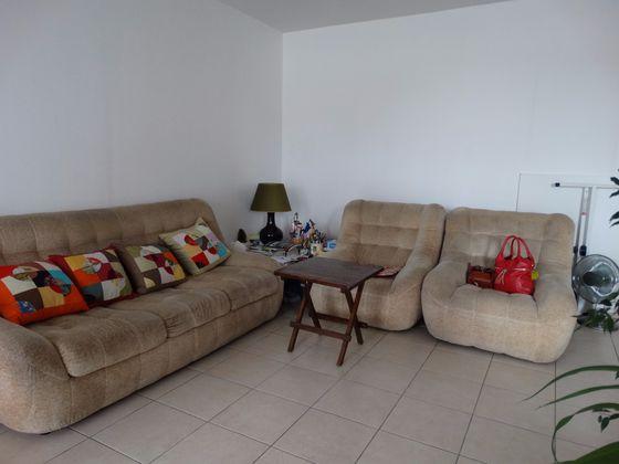 Vente appartement 2 pièces 50,48 m2